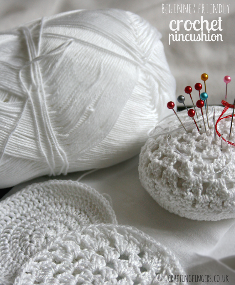 Crochet Beginner : Learn to Crochet - 7 Fun, free crochet patterns for beginners!