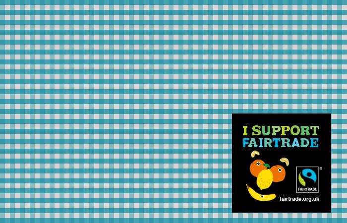 Fair trade freebies