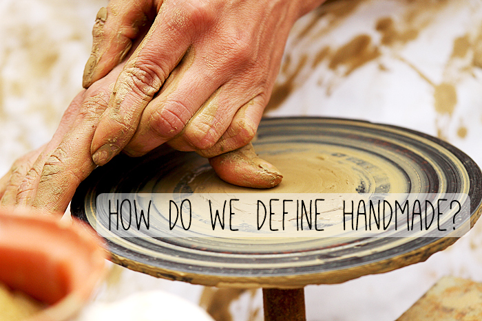 What do we mean when we say handmade? | Crafting Fingers
