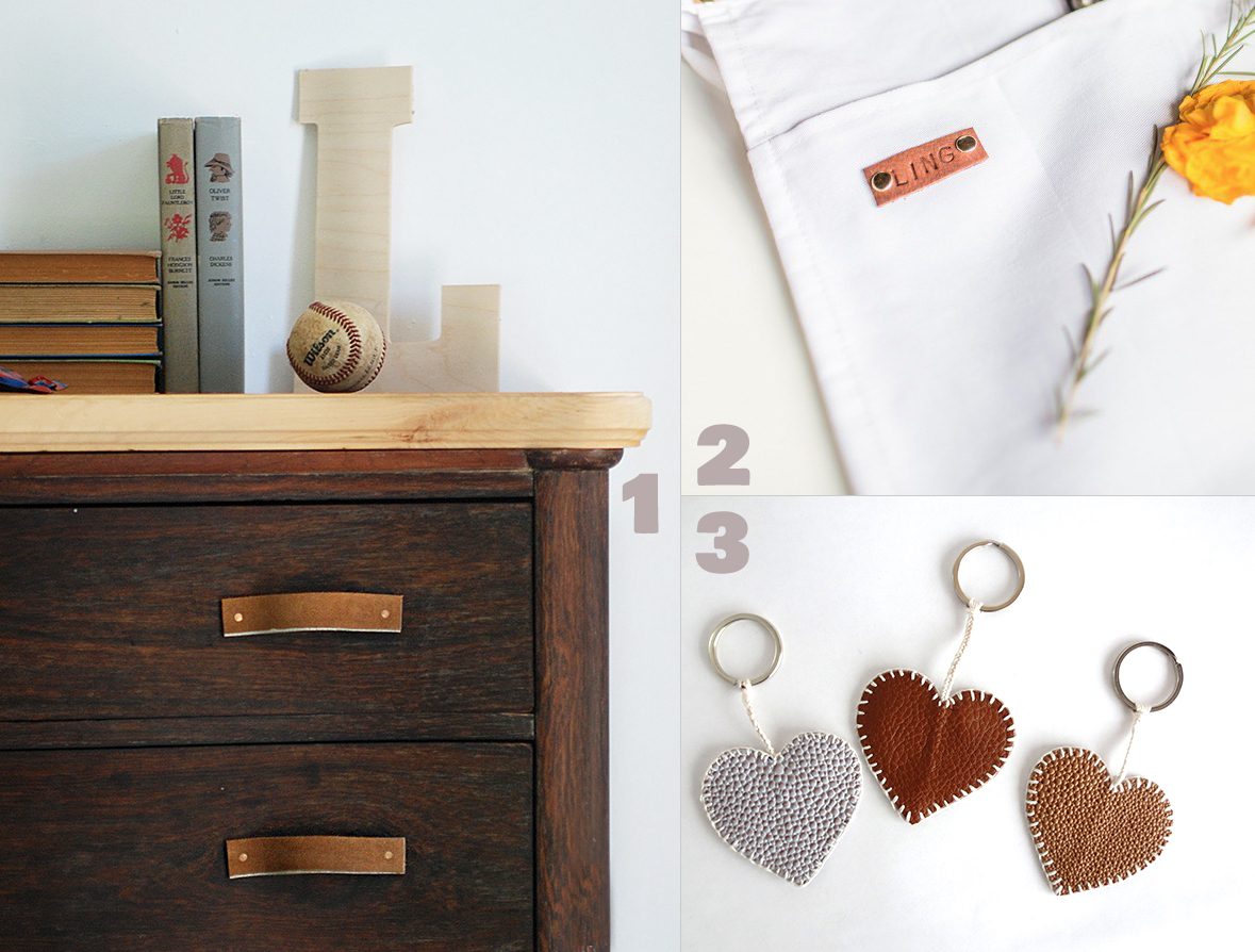 5 Things To Make With Leather Scraps Roundup