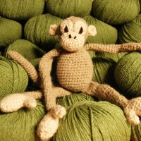 The #crochetjungle needs YOU to monkey around!