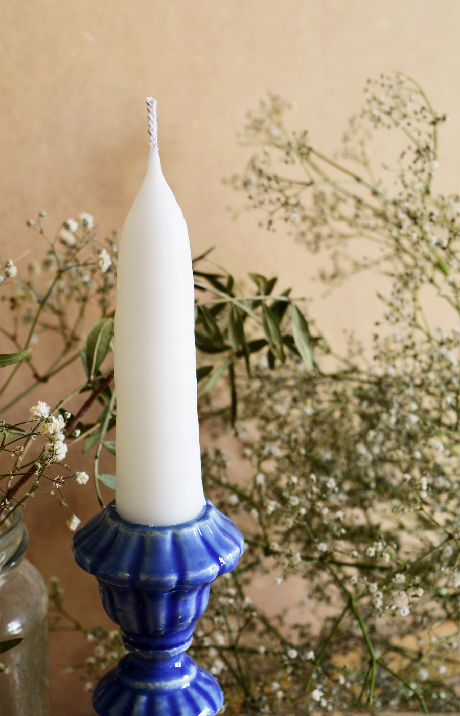 DIY dipped and carved candles | craftingfingers.co.uk #candlemaking