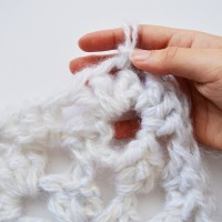 3 Finger Crochet Projects