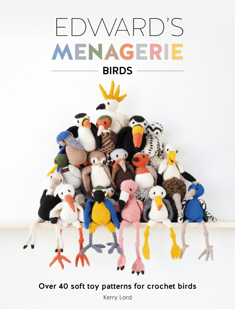 Edward's Menagerie: Birds by Kerry Lord