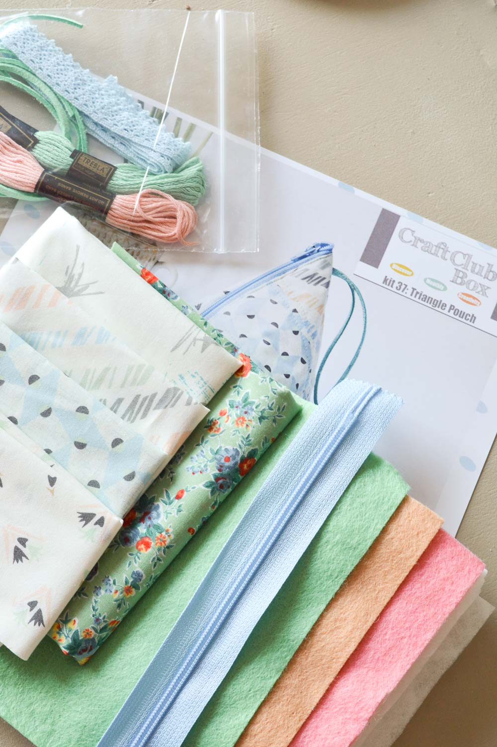 craftclubbox subscription review Crafting Fingers-5